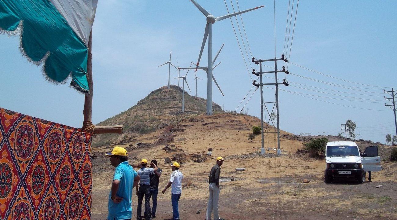 Windfarm_Satara_Maharashtra_Progetto_CO2_KUM2019