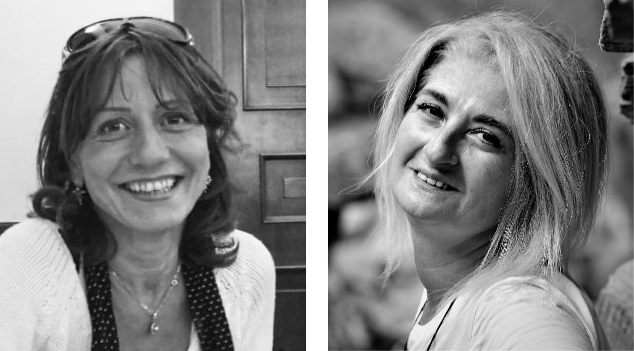 Giuliana Pennacchio e Ombretta Prandini